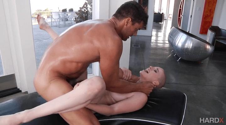 HardX : Blast Ass – Riley Nixon
