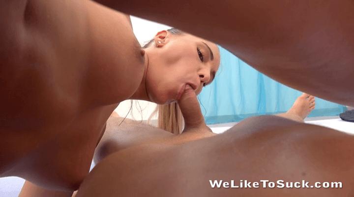 WeLikeToSuck –  Naomi Bennet – Cum Back Place