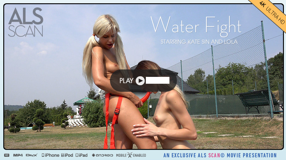ALSScan – Kate Sin , Lola Water