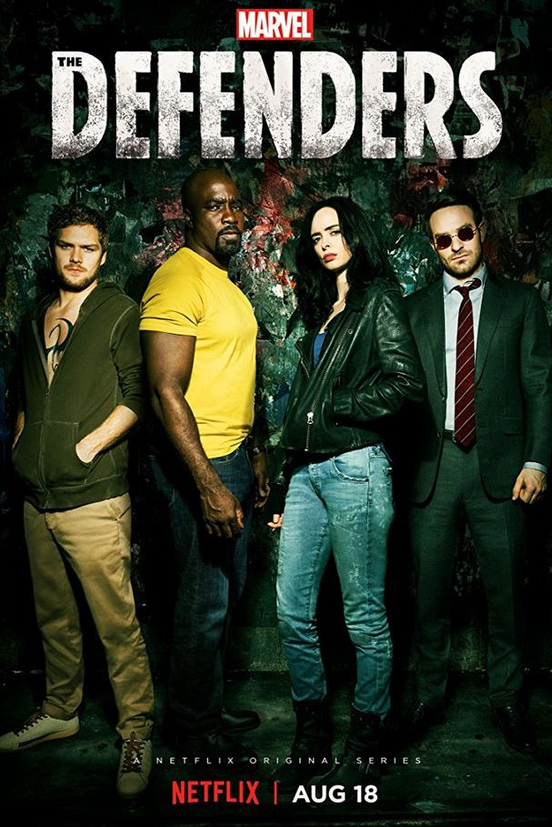 Marvel's The Defenders COMPLETE S01