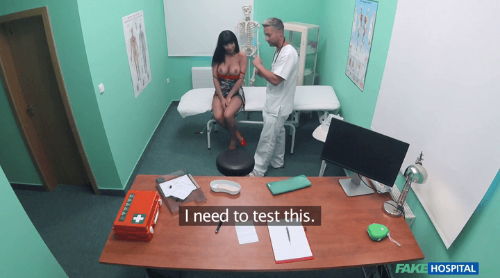 FakeHospital – Valentina Ricci