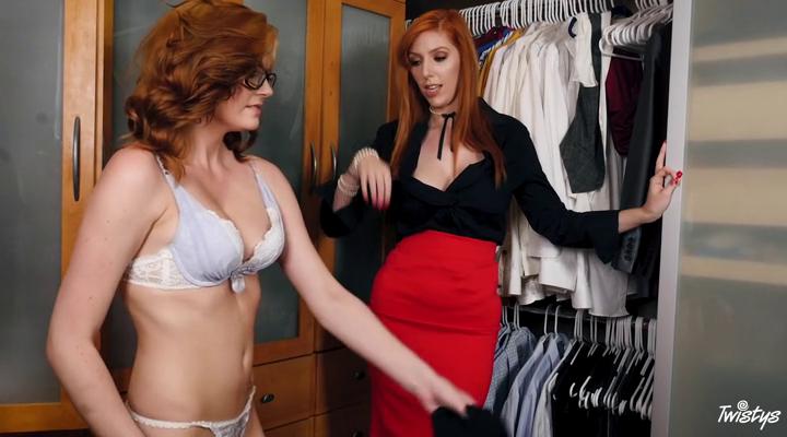 MomKnowsBest – Jessica Rex ,Lauren Phillips – Slutty Dresser