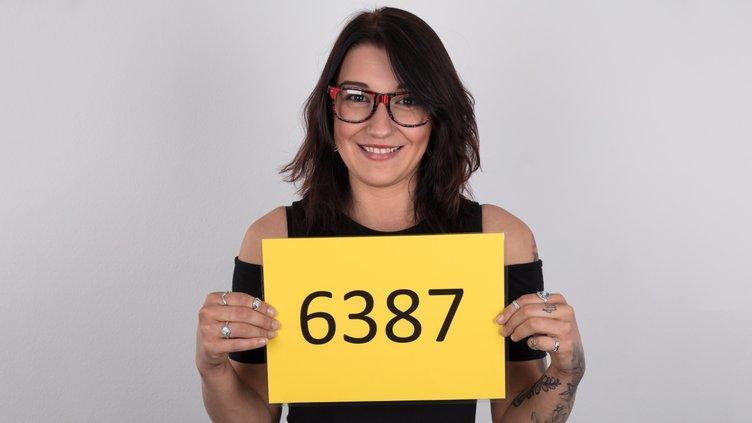 Czech Casting Andrea 6387