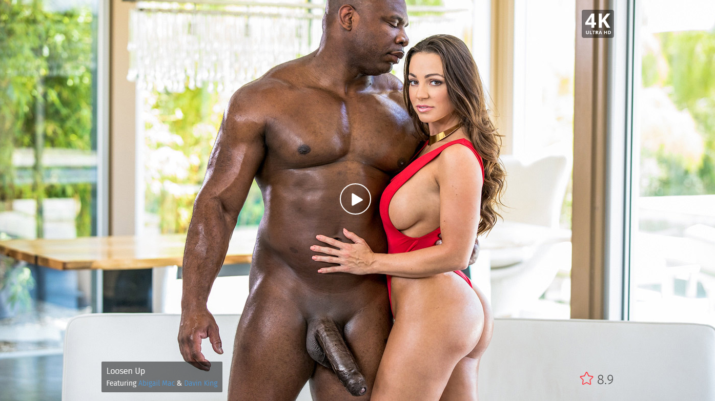 Blacked – Loosen Up – Abigail Mac