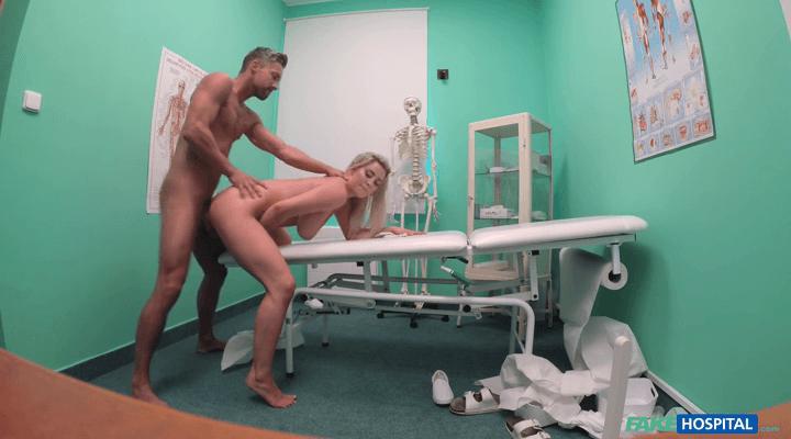 FakeHospital – Sienna Day