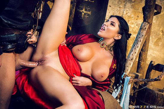 ZZSeries – Romi Rain – Queen Of Thrones – Part 2