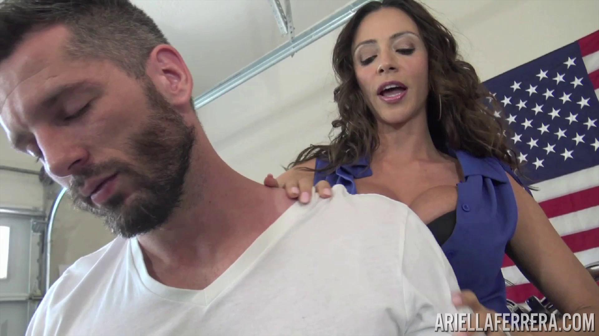 PornstarPlatinum – Ariella Ferrera Fuck Me And Fix Bike
