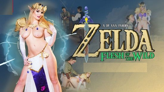 Digitalplayground – Katy Jayne – Zelda Flesh of the Wild A DP XXX Parody