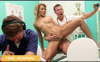 FakeHospital – Cherry Kiss – Doc seduces cheating Serbian babe