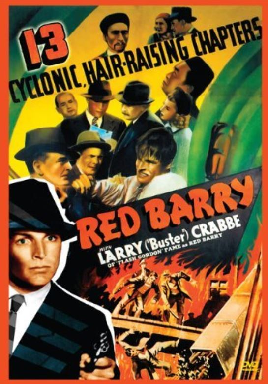 Red Barry COMPLETE S01