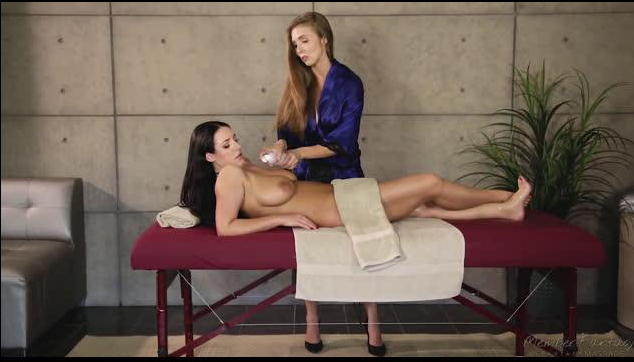 FantasyMassage: Undercover Expose – Angela White , Lena Paul